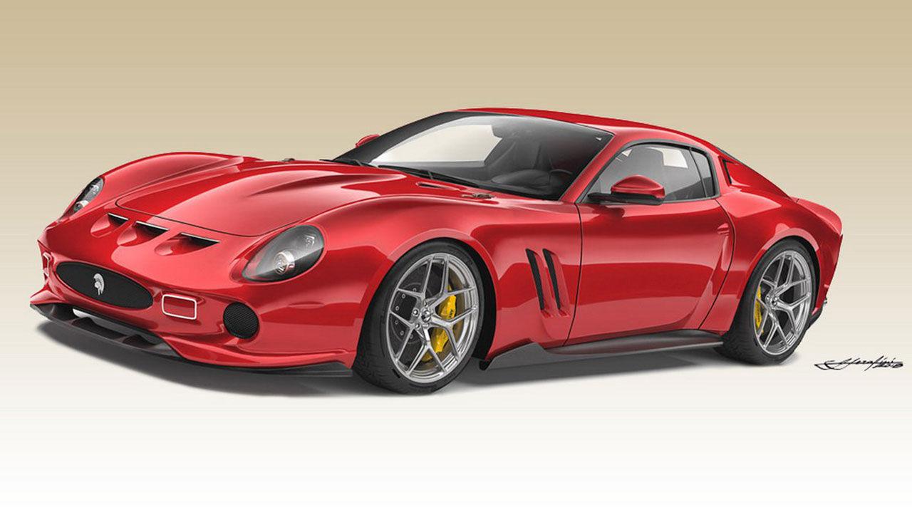 Ares Design vill göra modern tolkning av Ferrari 250 GTO
