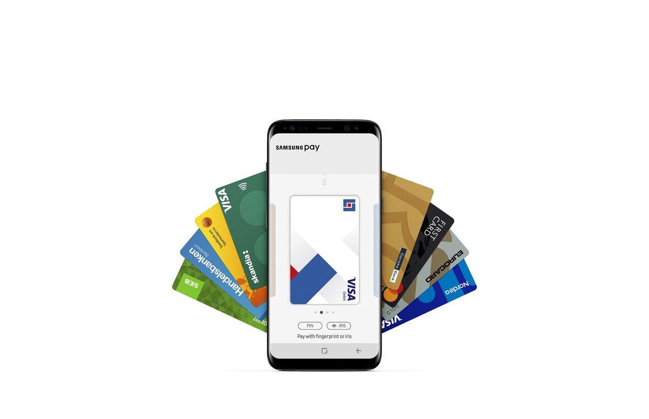 Länsförsäkringar-kunder kan nu använda Samsung Pay