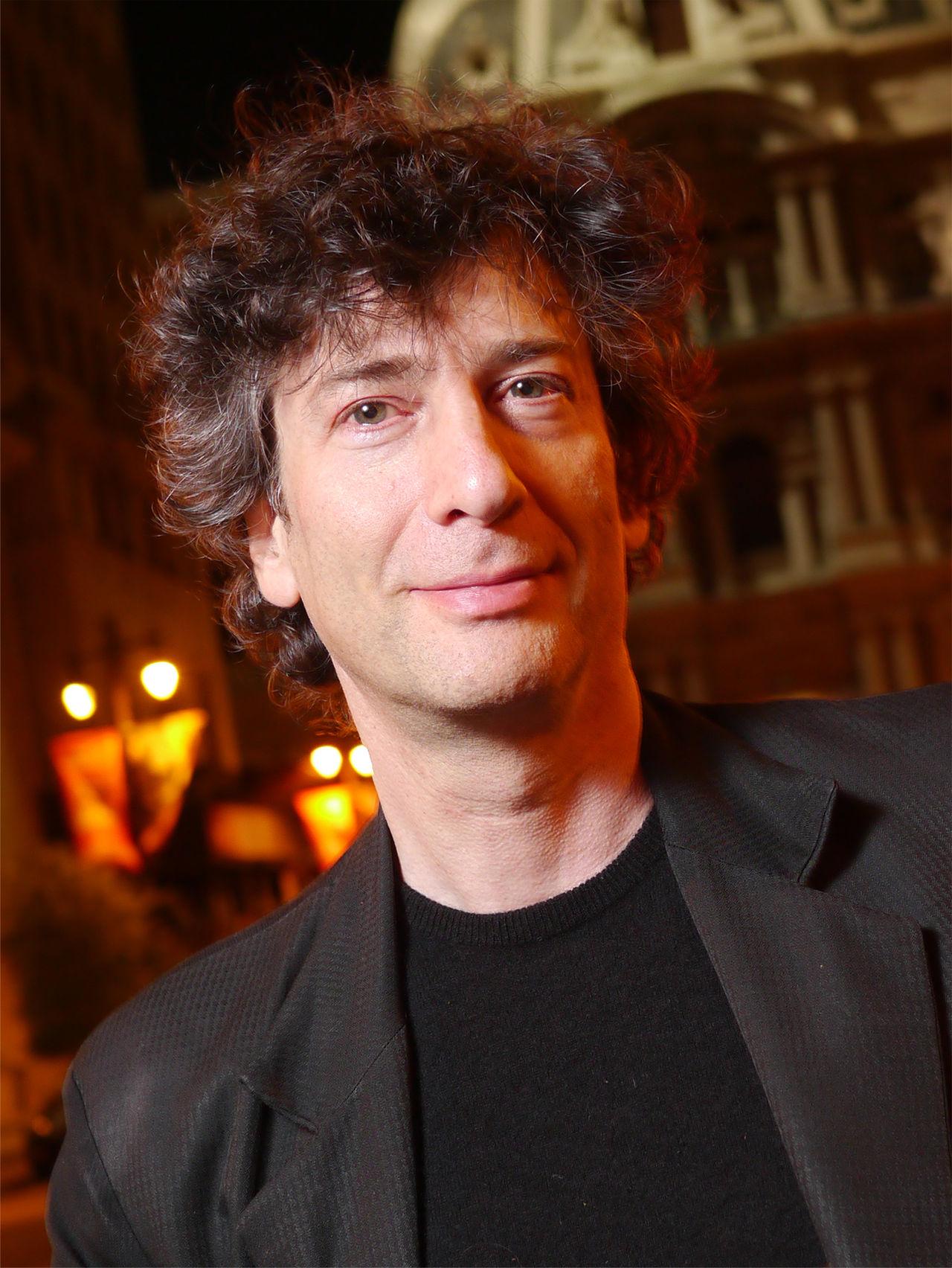 Neil Gaiman skriver på exklusiv deal med Amazon Studios