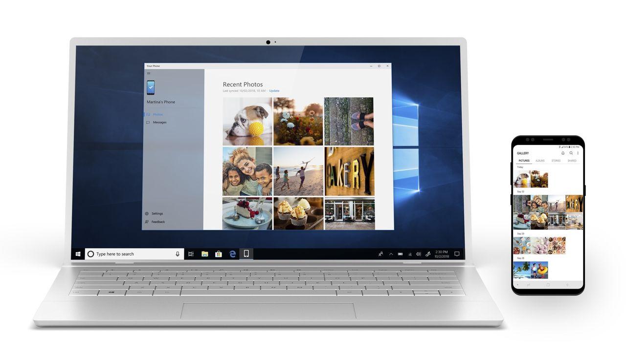 Nästa stora Windows 10-uppdatering fokuserar på telefonen