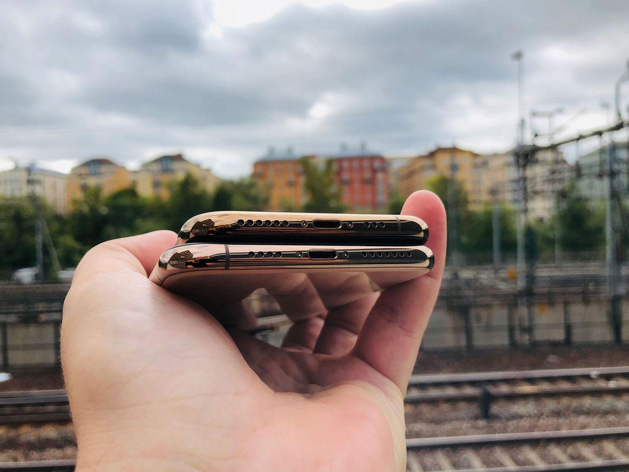 iOS 12.1 ska fixa laddningsproblem i iPhone Xs