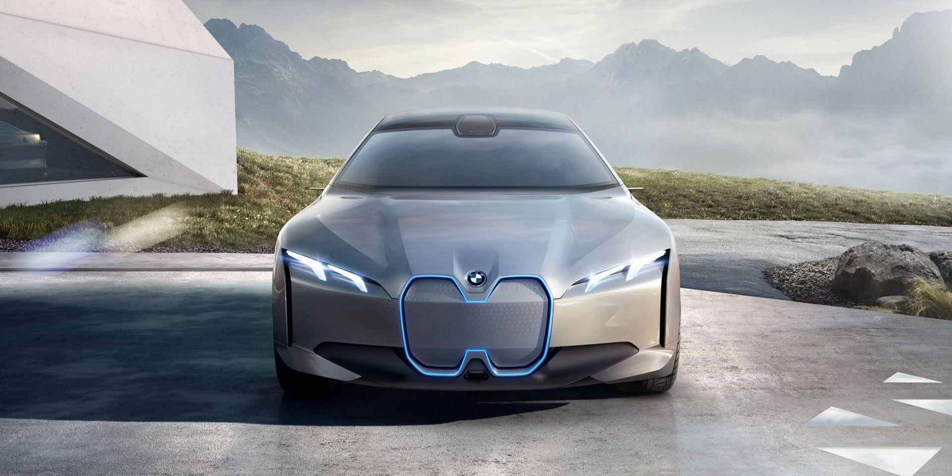 BMW lanserar eldrivna i4 2021