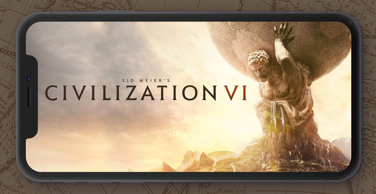Civilization VI ute nu till iPhone
