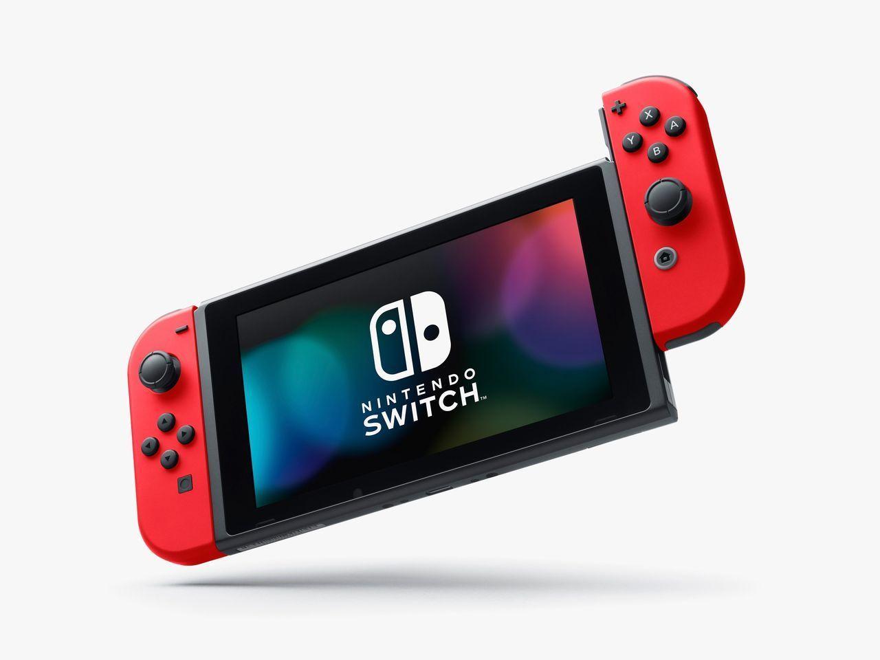 Ny variant av Nintendo Switch ryktas släppas i sommar