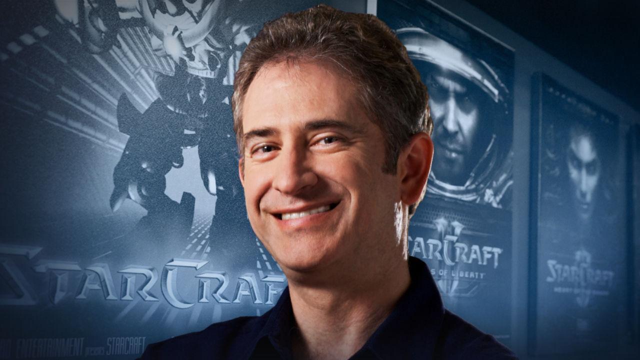 Mike Morhaime lämnar chefspost på Blizzard