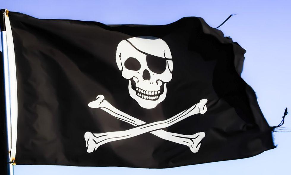 Exklusiva shower på Netflix leder till ökad piratkopiering