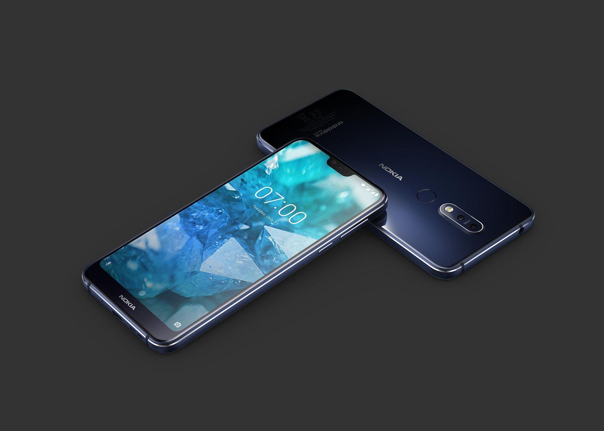 Nokia släpper 7.1