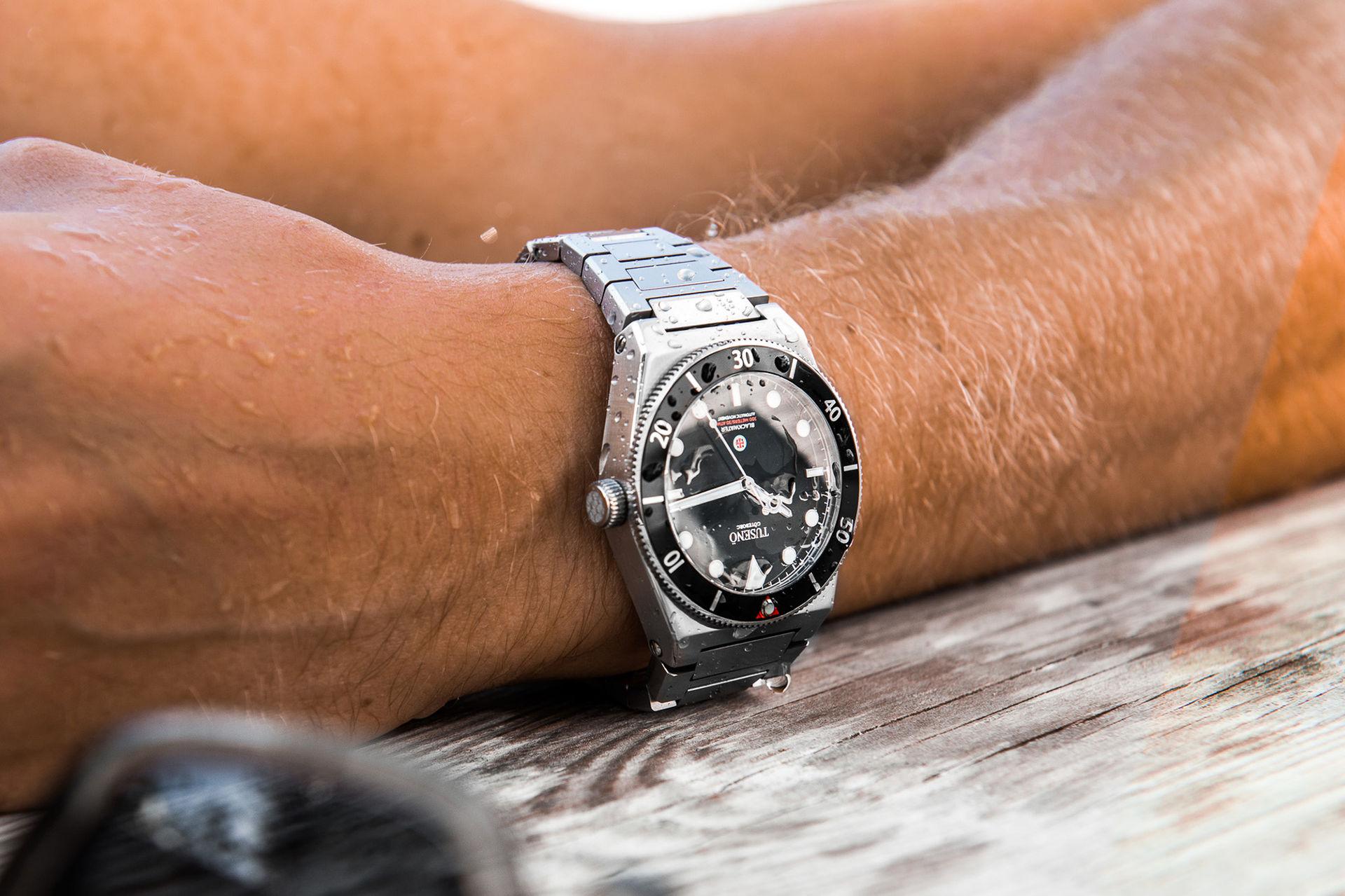 Ny klocka från svenska Tusenö