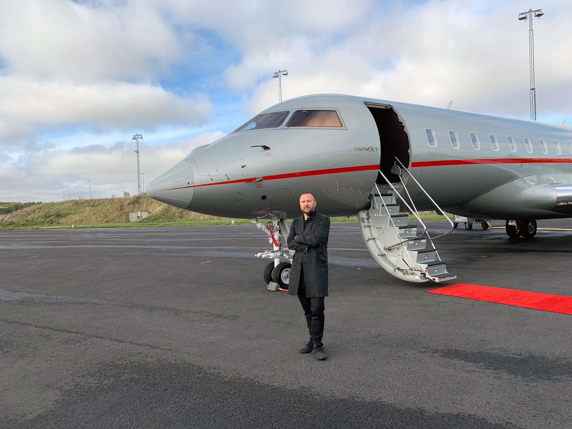 Vi har smakat på känslan av att ha ett privat jetplan