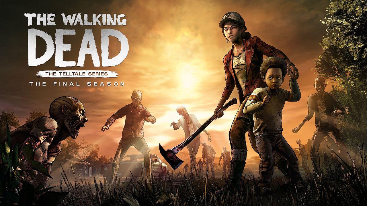 Walking Dead-skaparen räddar Telltales Walking Dead
