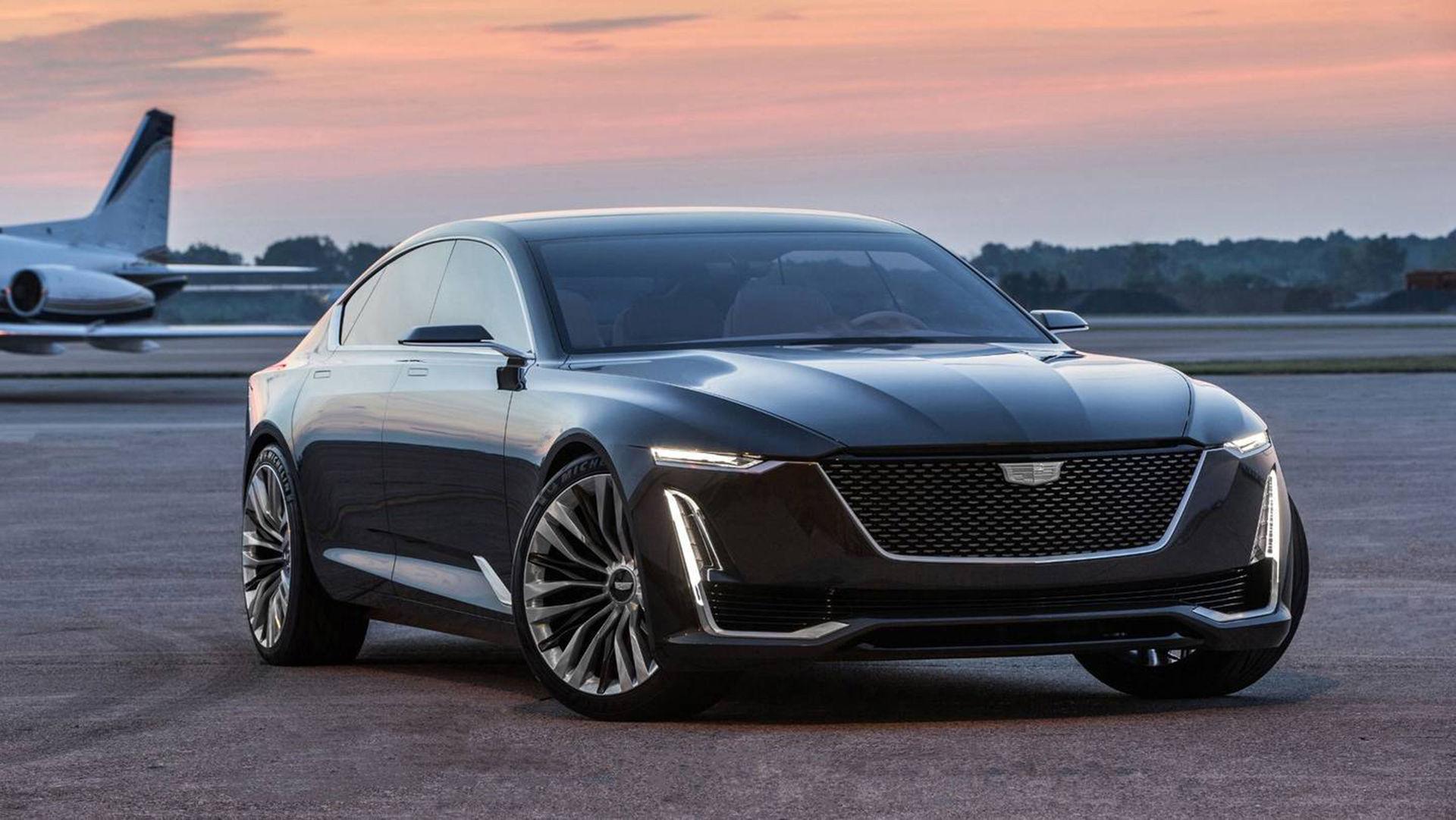 Eldriven Cadillac kommer 2021