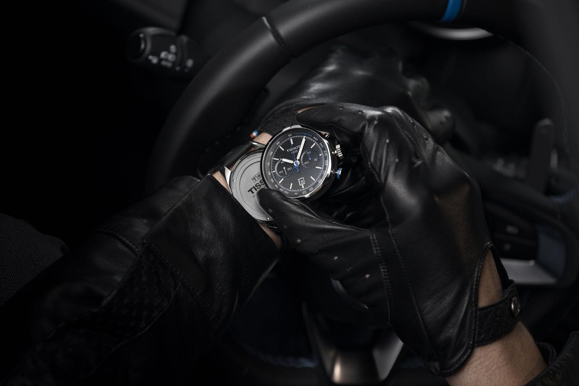 Tissot släpper klocka som matchar nya Alpine