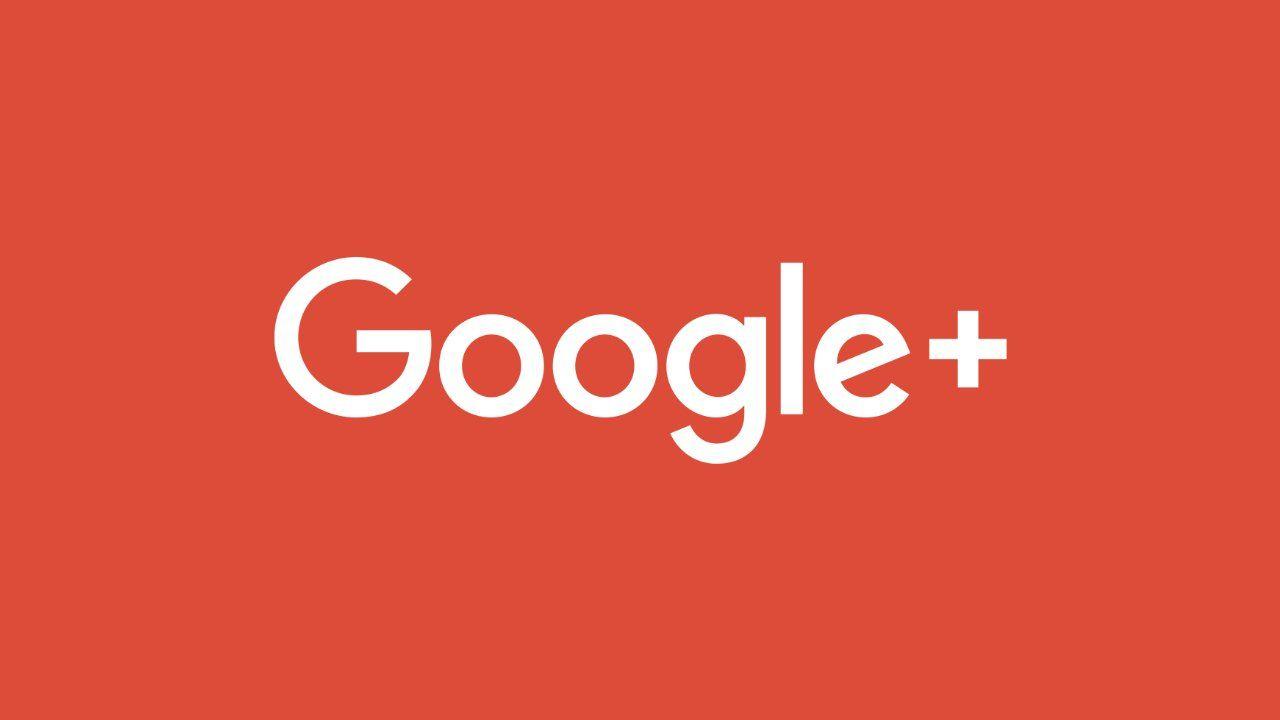 Hejdå Google+