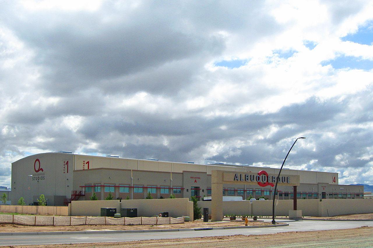 Netflix köper filmstudio i New Mexico