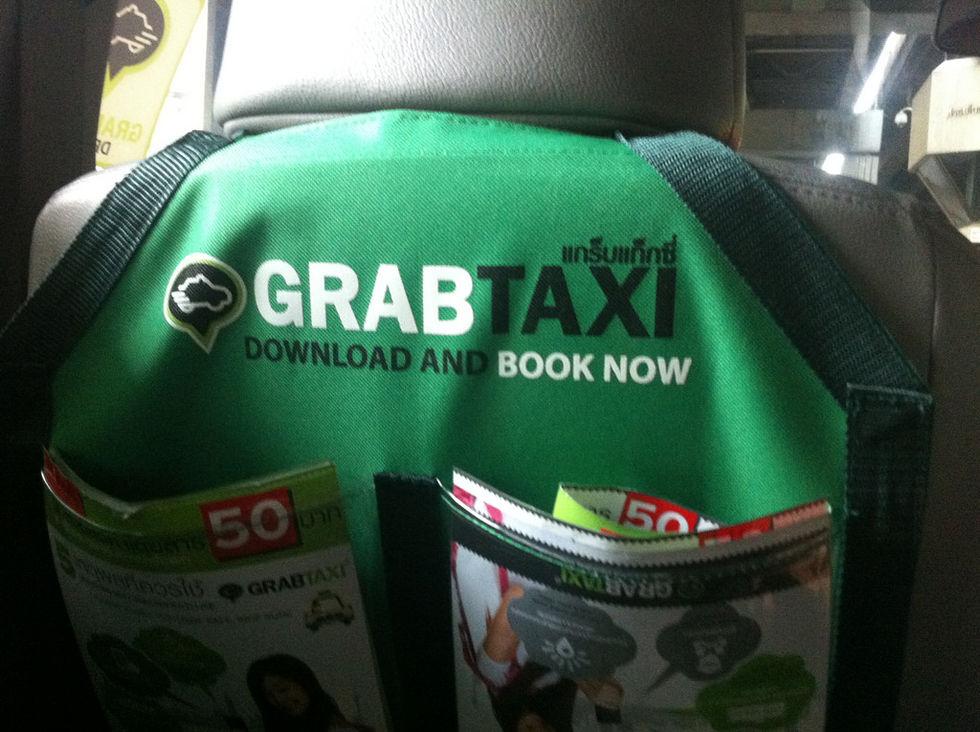 Microsoft investerar i taxitjänsten Grab