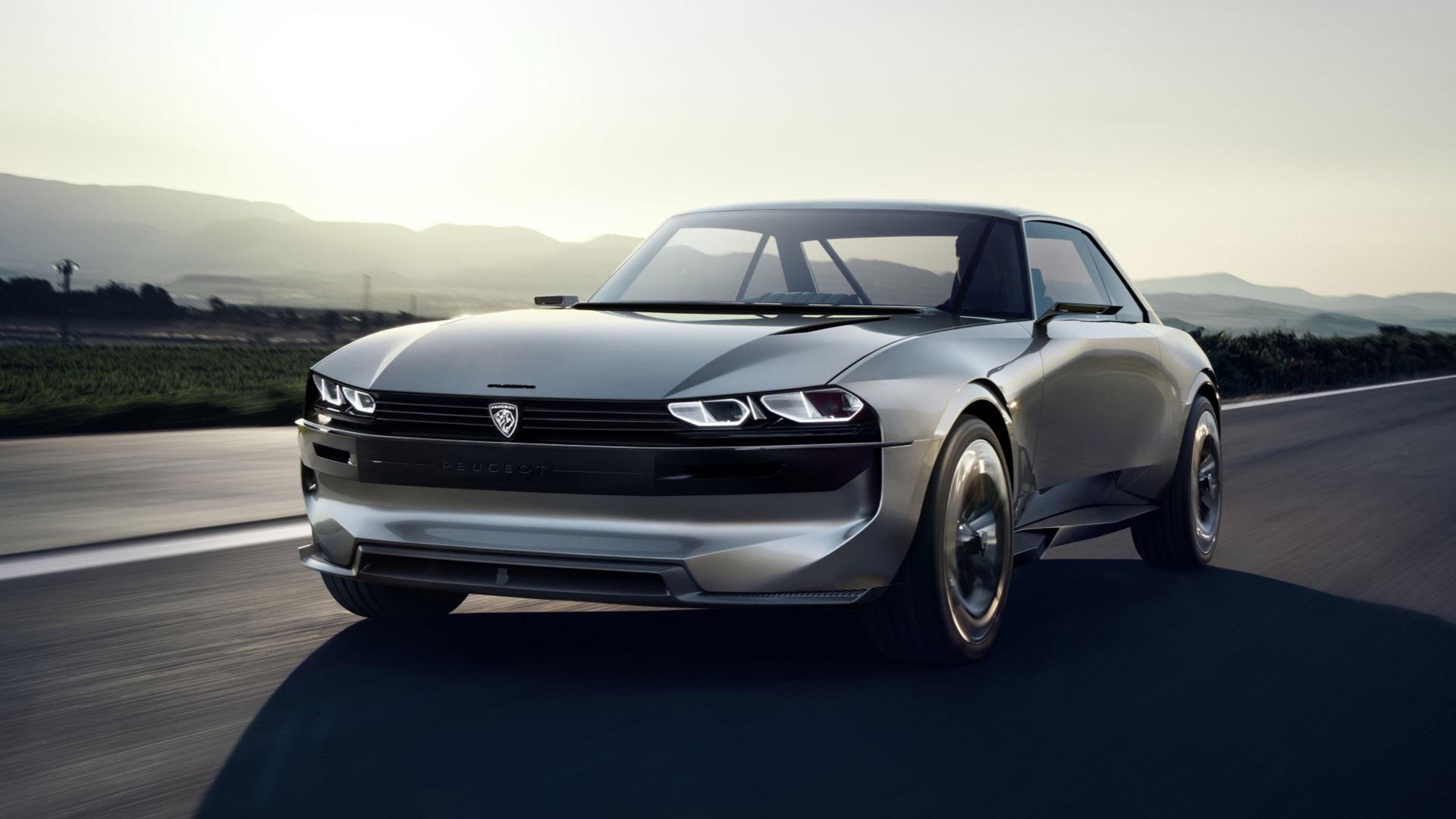 Peugeot e-Legend kan bli verklighet