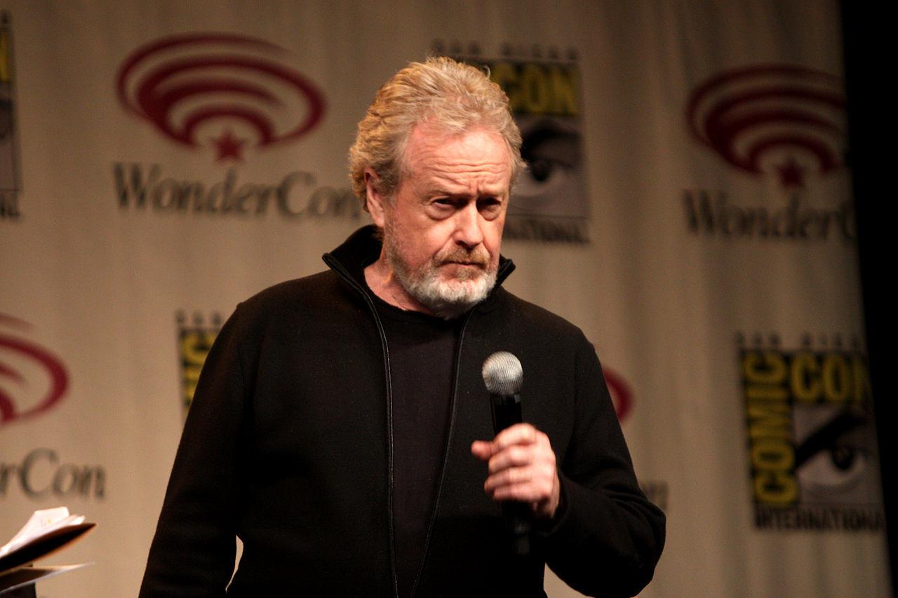 Ridley Scott ska göra scifi-serien Raised by Wolves