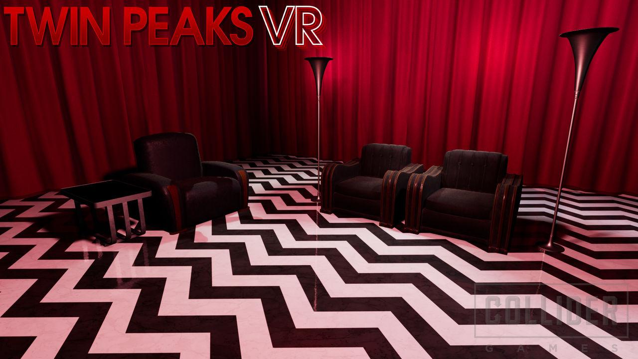 Twin Peaks blir VR-upplevelse