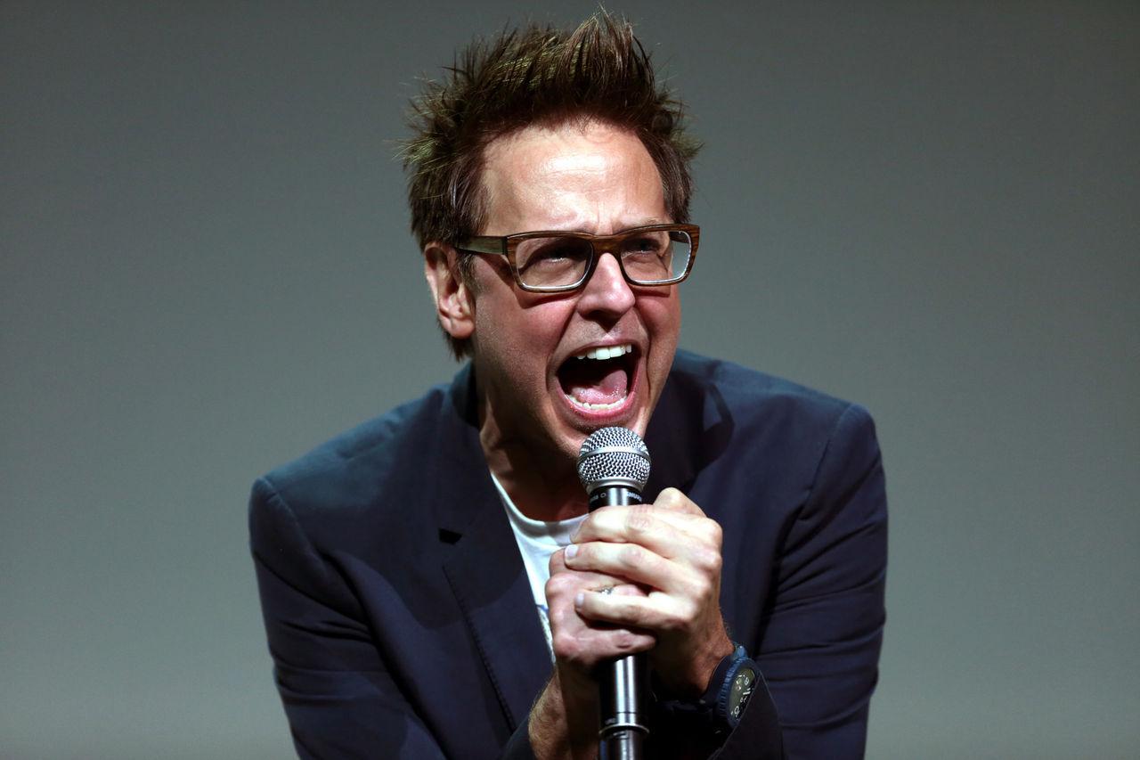 James Gunn hoppar över till DC-universumet