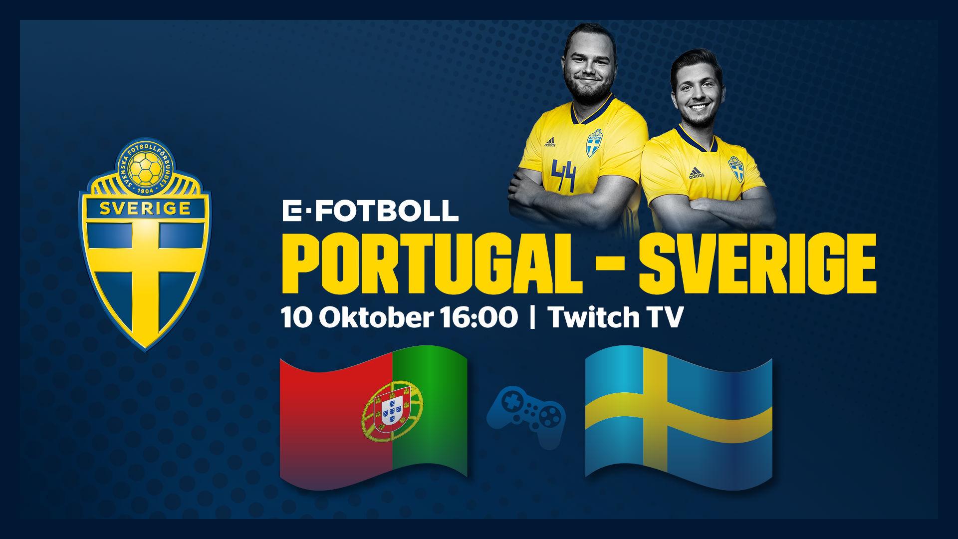 Idag spelas Sveriges första landskamp i FIFA