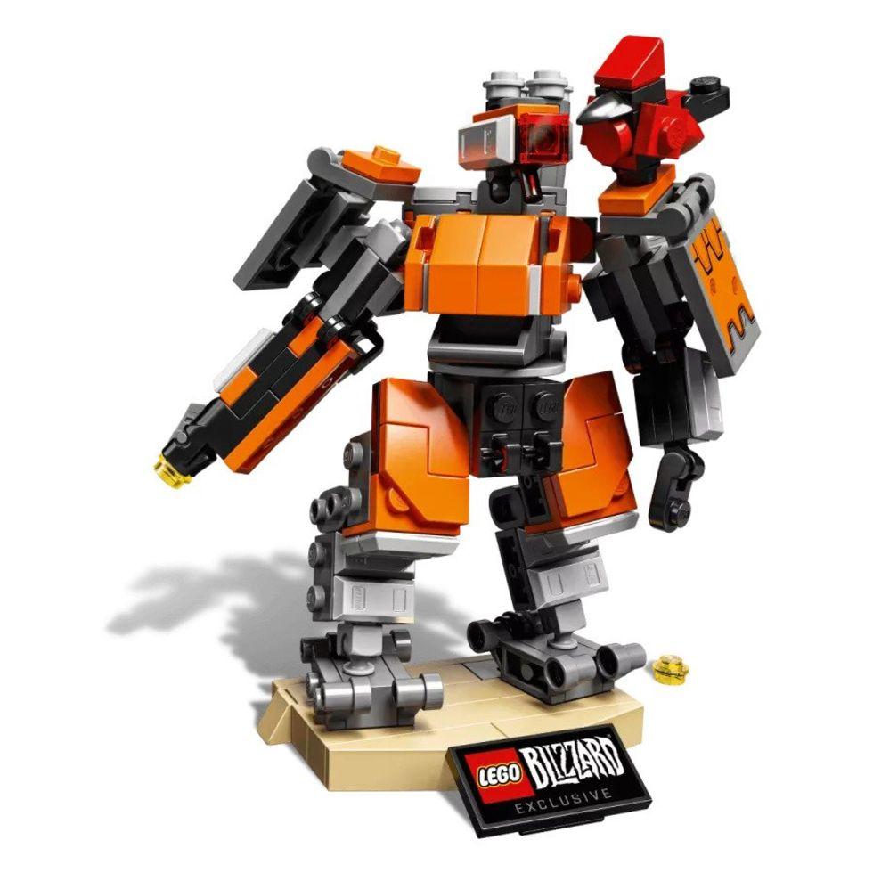 Nu kommer Overwatch-LEGO