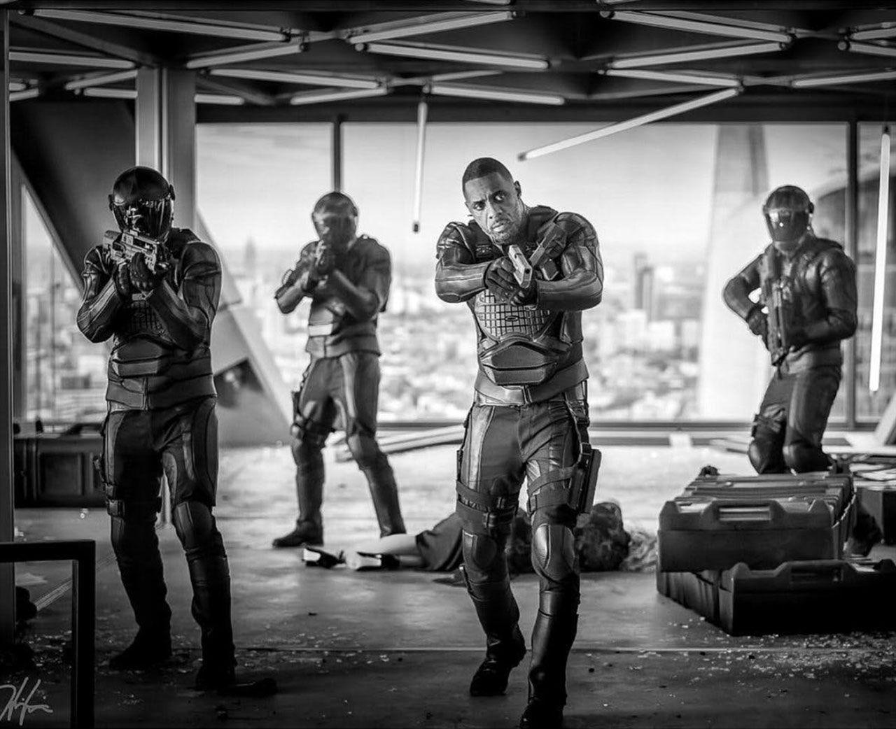Idris Elba blir Brixton i Hobbs and Shaw