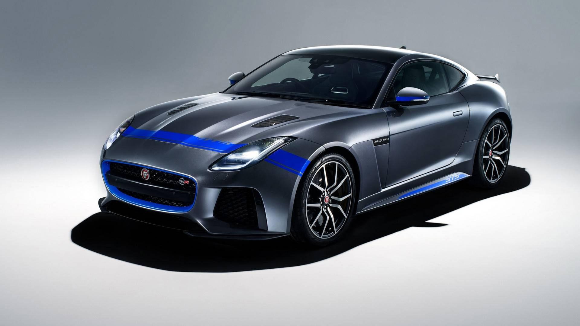 Jaguar F-Type får turbomatad V8:a från BMW