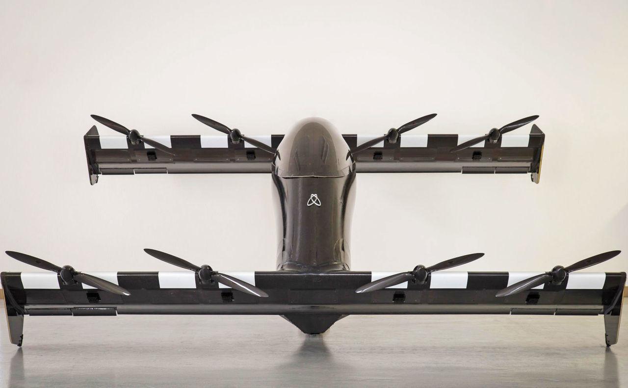 Opener börjar sälja VTOL-planet BlackFly nästa år