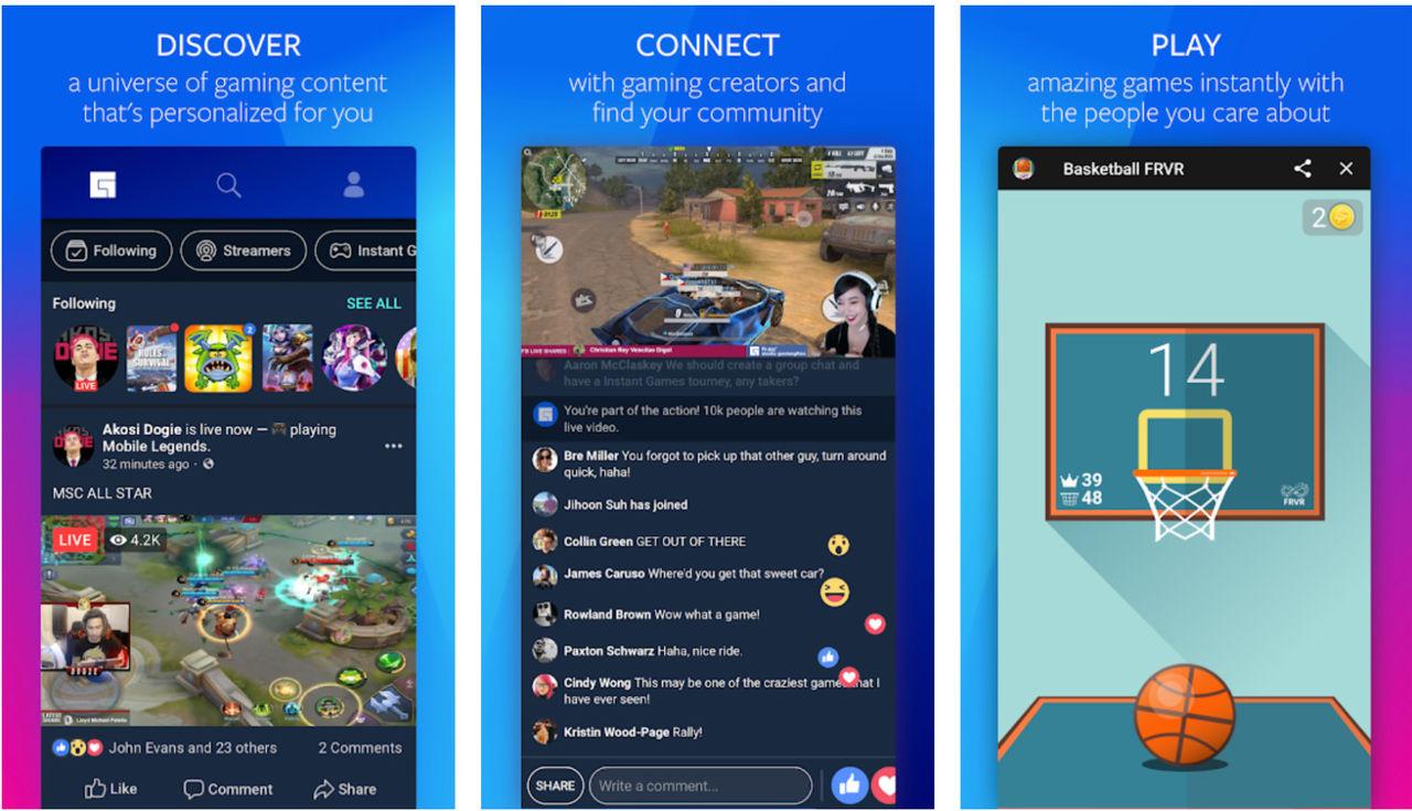 Facebooks spelportal släppt i betaversion till Android