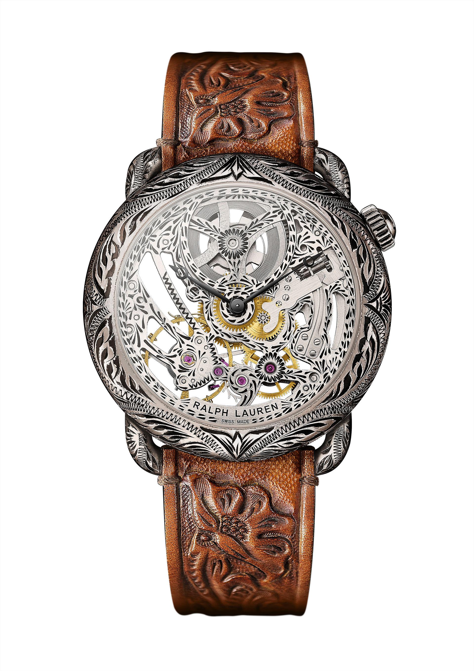 Klockor med vilda västern-tema