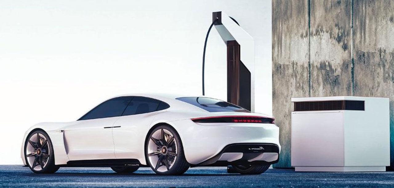 Porsche har eldriven SUV på gång
