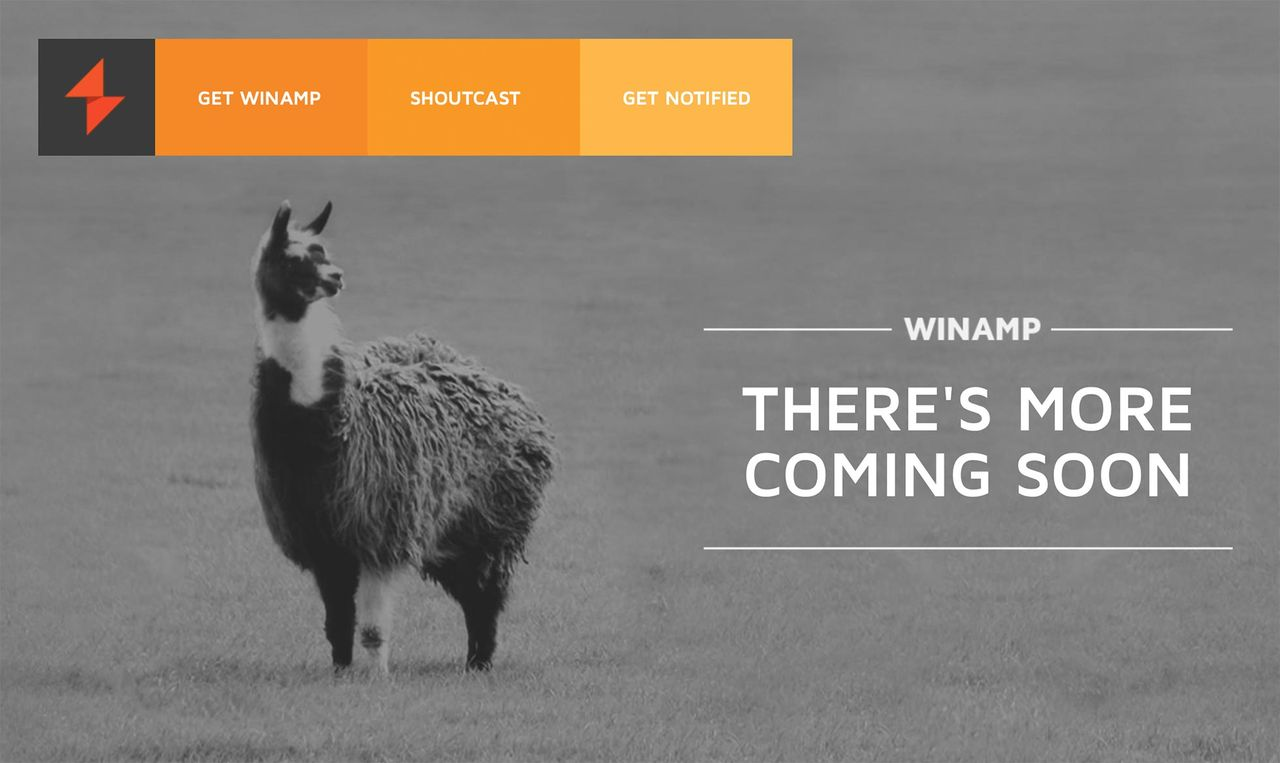 Winamp kommer att återuppstå