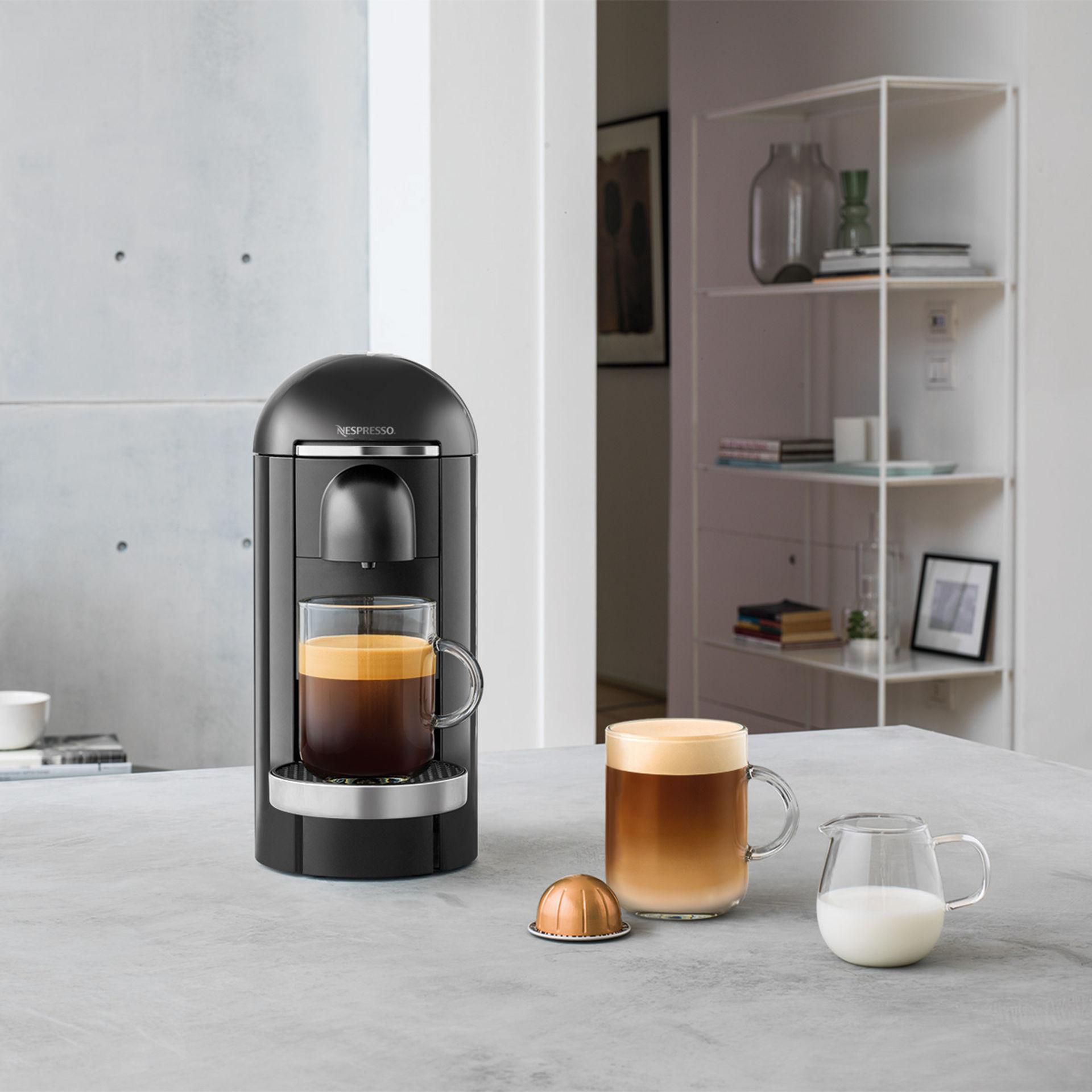 Ny Nespresso-maskin kan brygga 25 sorters kaffe