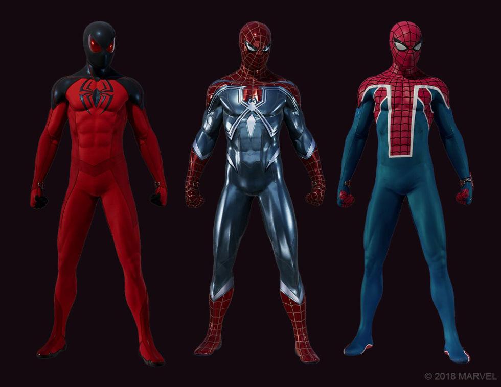 Första DLC:t till Spider-Man släpps nästa vecka