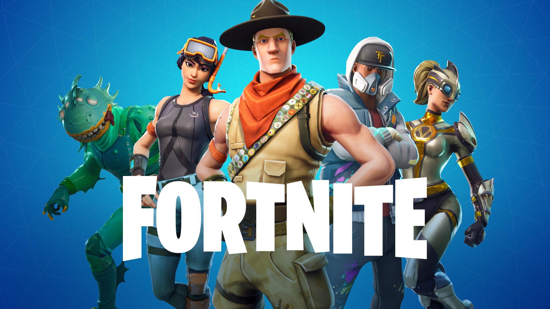 Epic Games stämmer YouTuber som sålde fusk till Fortnite