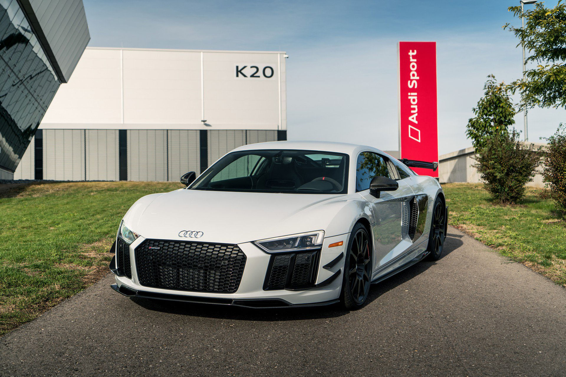 Ytterligare en specialversion av Audi R8