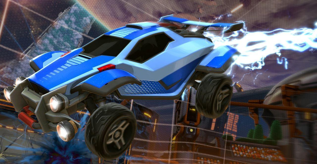 Cross-platform-stöd kommer till Rocket League nästa år