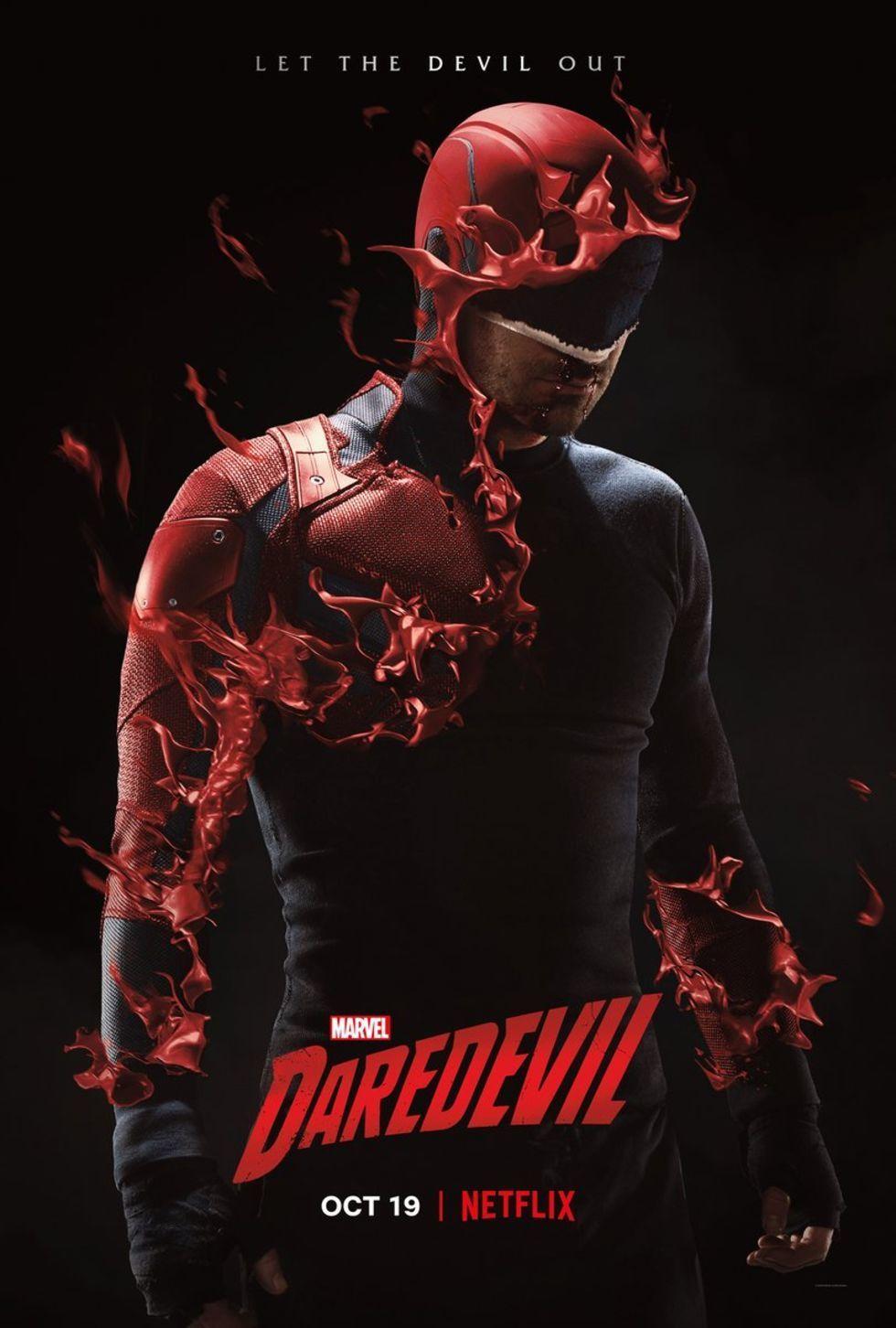 I morgon har Daredevil premiär på Netflix