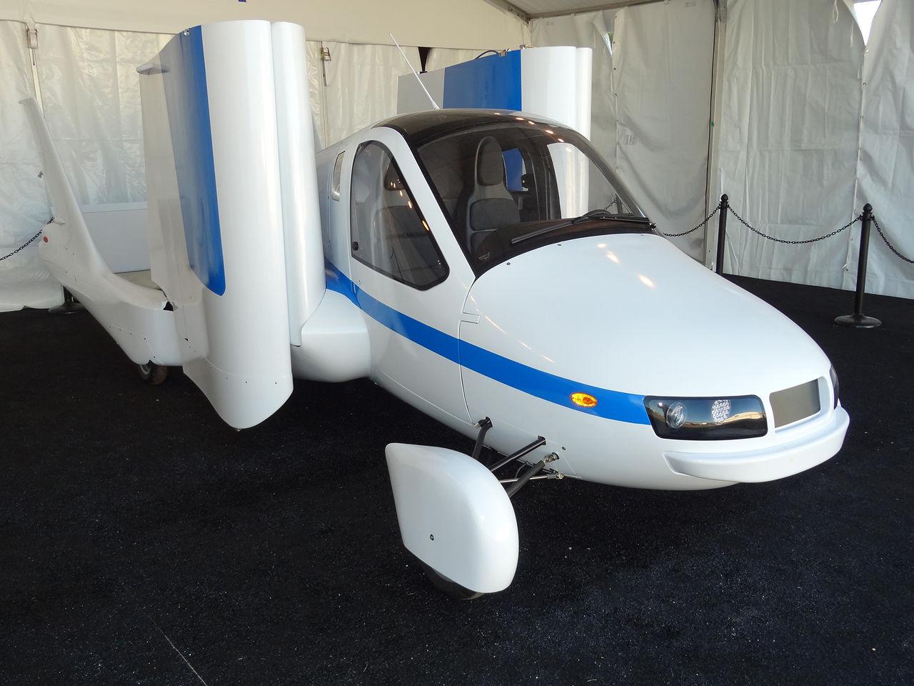 Terrafugia börjar ta emot beställningar för sin flygande bil