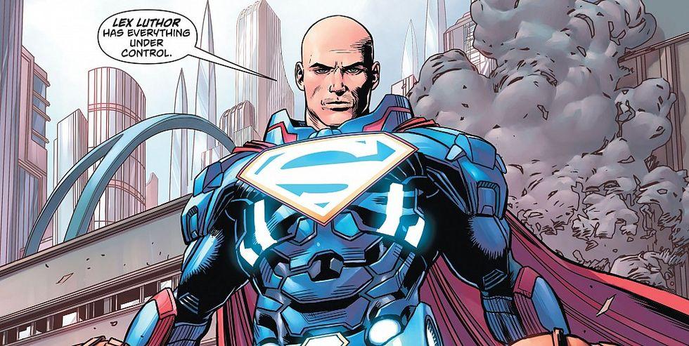 Stor DC-skurk kommer dyka upp i Supergirl