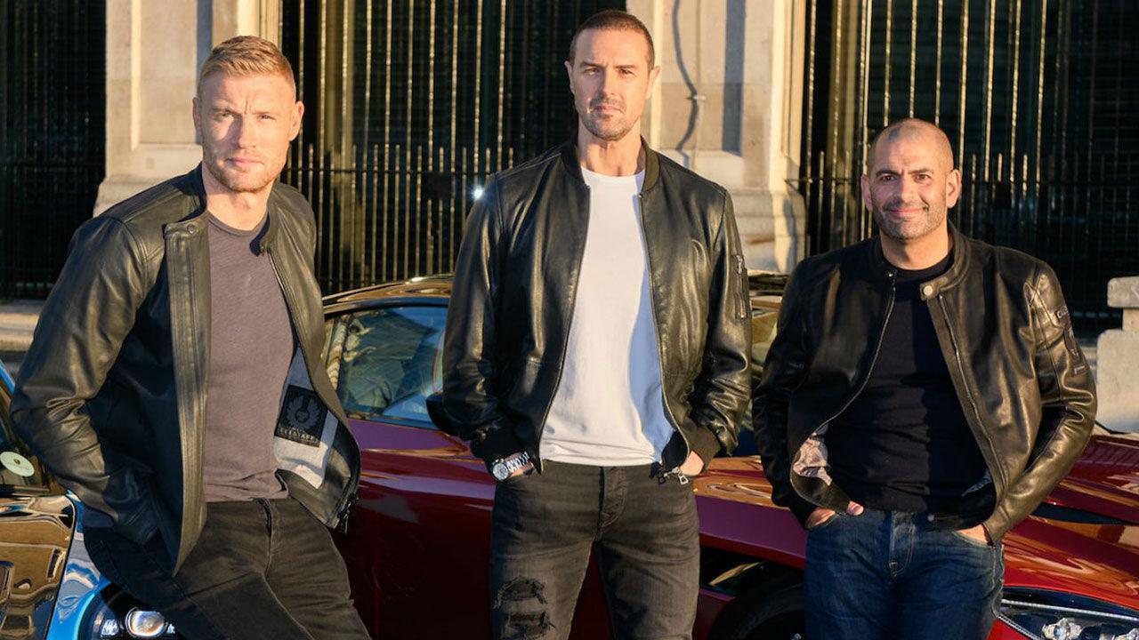 Det här är den nya trion som ska leda Top Gear