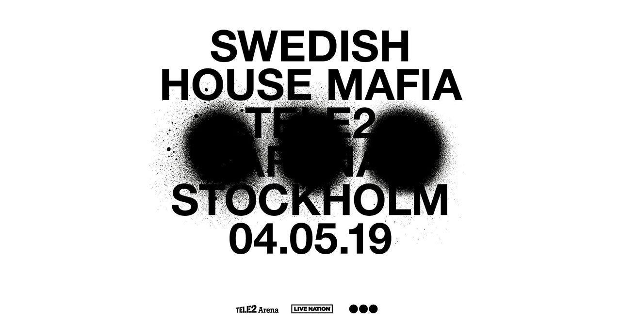 Swedish House Mafia återförenas - igen