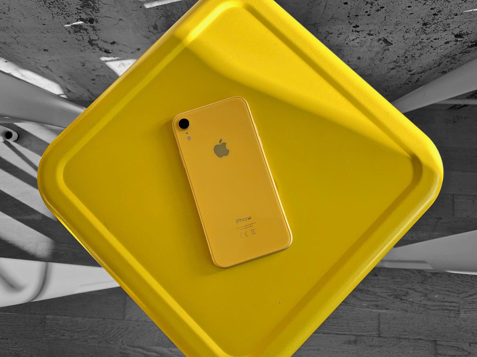 iPhone XR är både roligast och precis lagom