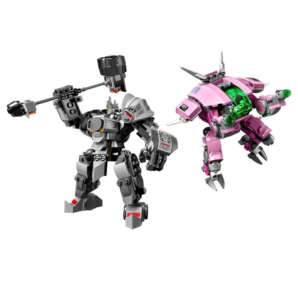 Target släpper massa bilder på Overwatch-LEGO