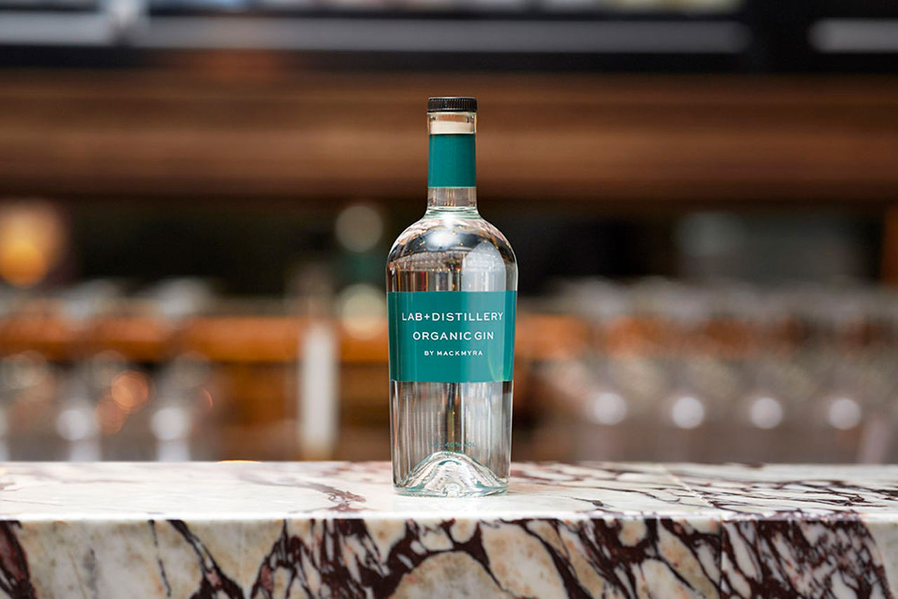 Mackmyra presenterar ny ekologisk gin