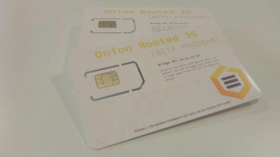 Nu kommer SIM-kort som routar datatrafiken via Tor-nätverket