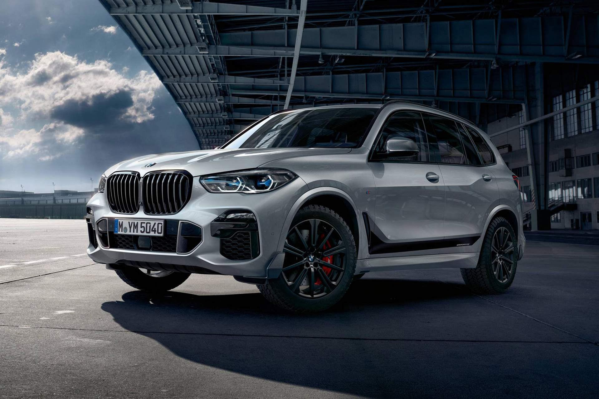 Nya BMW X5 med M Performance-delar