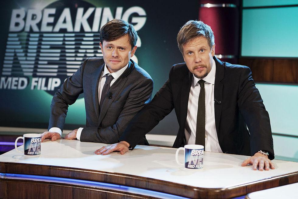 Filip och Fredrik ska göra dokumentärfilmer