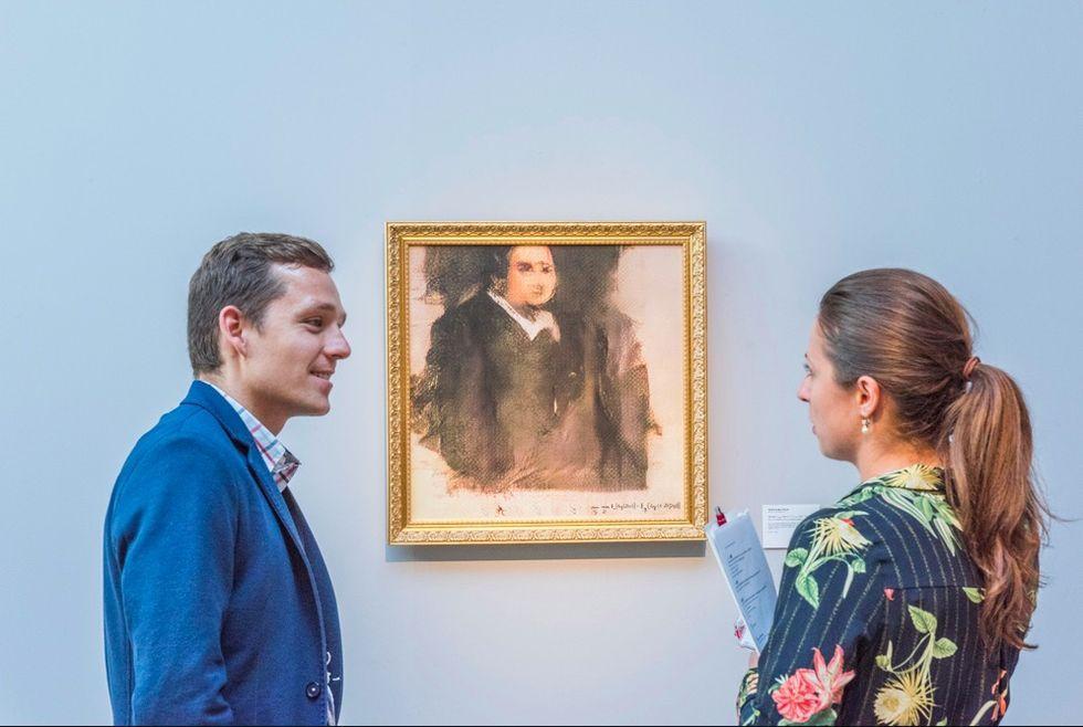 AI-genererat konstverk sålt för 4 miljoner kronor på auktion
