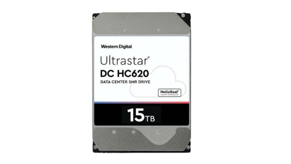 Western Digital gör hårddisk på 15 Terabyte